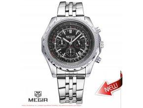 Megir Chronograph 0825 S