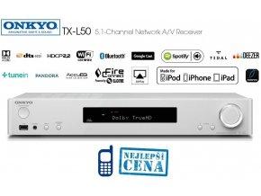 Onkyo TX L50 White