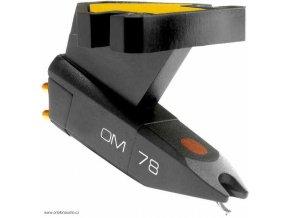 Ortofon OM 78 - Magnetodynamická gramofonová přenoska