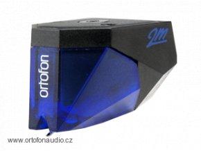 Ortofon 2M Blue - Magnetodynamická gramofonová přenoska